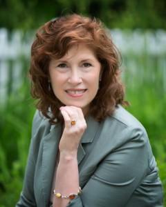 Photograph of Lois Hermann, author