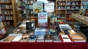 Spirits Book on display at Book Cellar